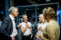 "OSLO - NORWAY - 10.08.2017 -- Jonas Gahr Støre, leder av Arbeiderpartiet besøker Tech summer-camp. Hert med Heidi Austlid fra IKT-Norge og Isabelle Ringnes fra TENK. -- PHOTO: GORM K. GAARE / EUP-BERLIN.COM This image is delivered according to the terms set out in ""Terms - Prices & Terms"" on www.eup-berlin.com"